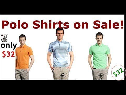Brand Polo Shirts on Sale! #CRZ