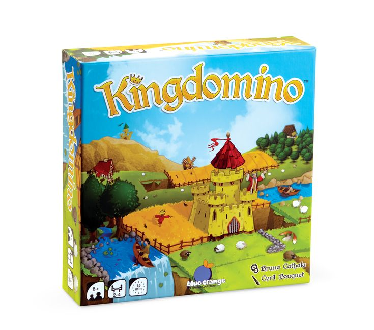 Mind Games - Kingdomino -