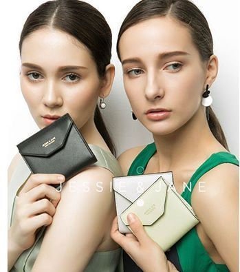 =====INCREDIBLE SALES!===== Jessie & Jane Women's genuine leather wallet ONLY A$9.99 ! 6 cards slot and notes slot. Available in grey, light green and black color. YES! ONLY A$9.99 on eBay http://www.ebay.com.au/itm/Jessie-Jane-Designer-Brand-Womens-wallet-Grey-/152255364495