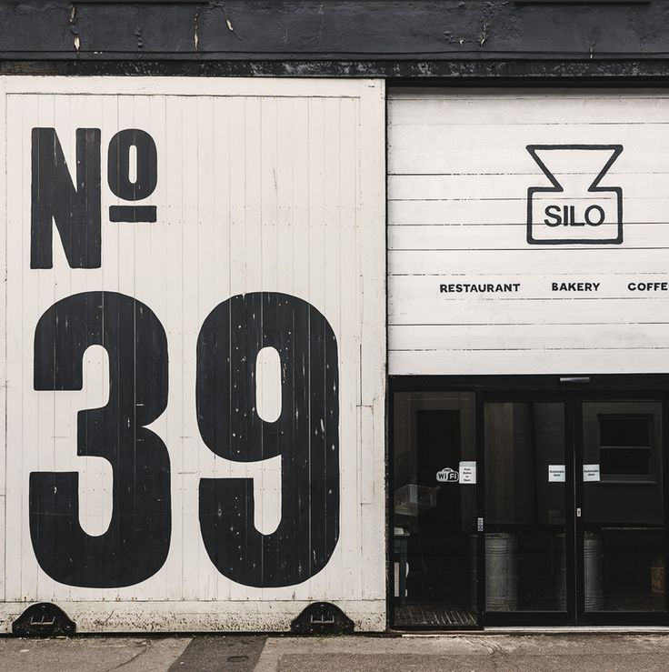 Le Restaurant Silo à Brighton - silobrighton.com
