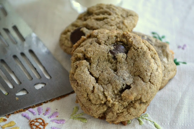 Buckwheat Chocolate Chip Cookies | Eat, Drink, and Be Merry | Pintere ...