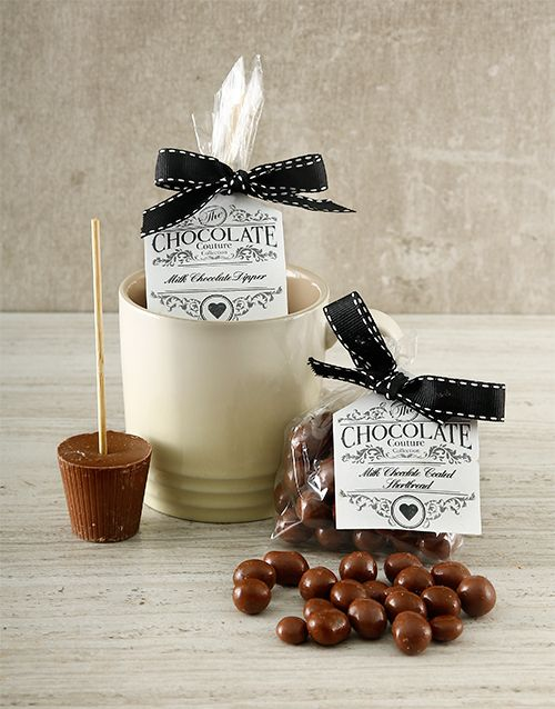 Buy Hot Chocolatey Le Creuset Hamper Online - NetGifts