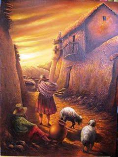 cuadros-campesinos-peruanos