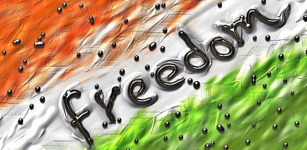 #HappyIndependenceDay Quote, Saying, Slogan, SMS, Messages, FB & Whatsapp Status #Indian #august15