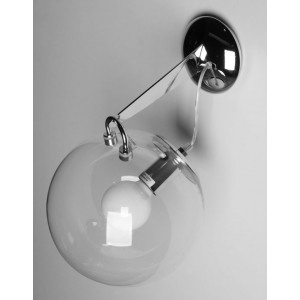 Lampa kinkiet  INSPIROWANY projektem MICONOS dla Artemide