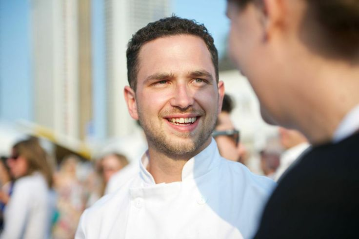 Chef Spotted Chef Carl Heinreich from Richmond Station at Taste of Toronto 2014! #TasteofToronto #Toronto #Food #Foodie