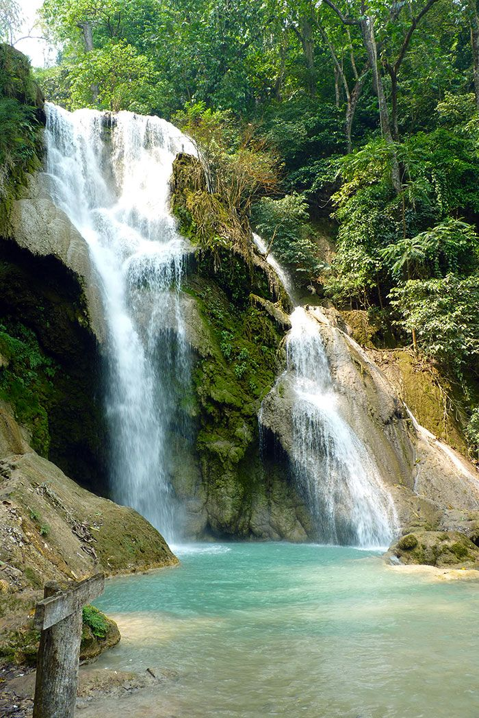 Kuang Si Waterfall, Laos                                                                                                                                                                                 More