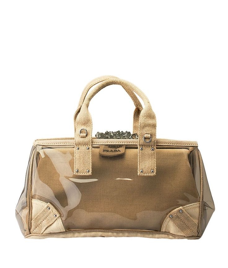90af53f793d3 ... new zealand this prada bag shows creasing and staining to the pvc  exterior. 66e2d 49fef spain prada black travel duffle weekend shoulder bag  nylon ...