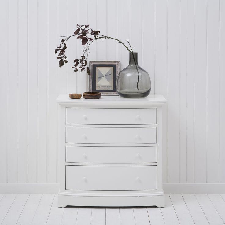 Dresser, white - Oliver Furniture Denmark.   www.oliverfurniture.com