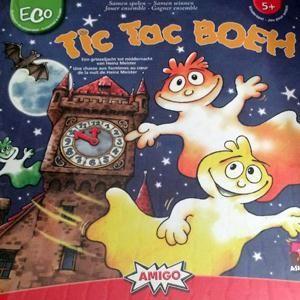 Tic Tac Boeh! Is een heel leuk coöperatief spel. Het goede aan dit spel is dat de leerlingen samen winnen of samen verliezen en ze trainen nog eens hun geheugen ook. Ik zou dit spelen met kinderen in de 2de graad, bijvoorbeeld in een hoekenwerk