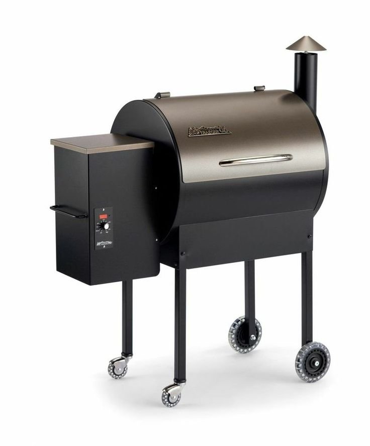 Vote to win #TKeveryday prize Traeger Lil' Tex Elite with a Custom-Fit Hydrotuff Cover and 1 bag of Premium Traeger Wood Pellets by Trager Canada.