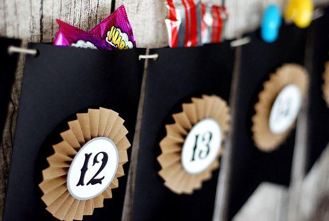 無料タグ付き!アドベントカレンダー | ベンジャミンズパーティー