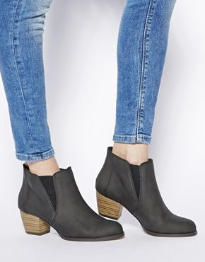 ASOS RONSON Chelsea Ankle Boots