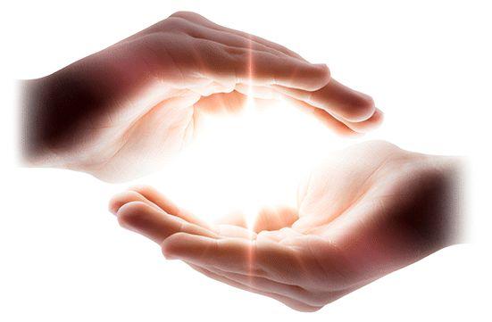 Ρέικι - Θεραπεύοντας με το άγγιγμα των χεριών