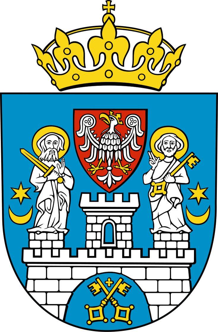 POL Poznań COA.svg | < 567° https://de.pinterest.com/traucot/carlos-heraldic-and-shields/