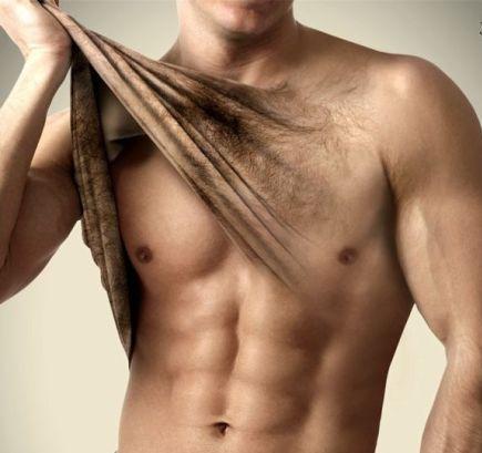 ¿El hombre y el oso cuanto más pelo más hermoso? Aprovéchate de la promoción de depilación láser masculina DeCorps!!!