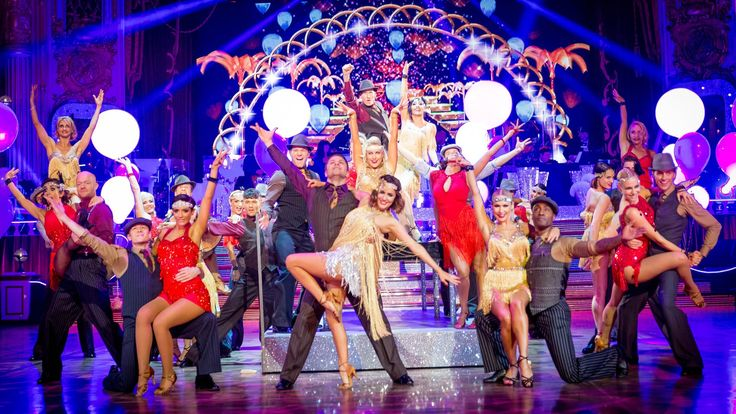 Strictly Cast: The Jackson 5 Medley Dance in Blackpool - Strictly Come D...