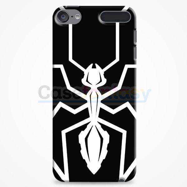 Marc Marquez Mm93 Black Ant Logo iPod Touch 6 Case | casefantasy