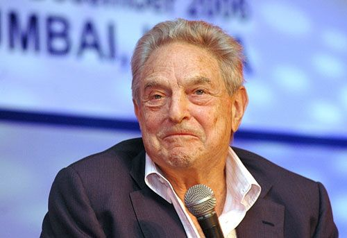 Report: Soros Unloads All Investments in Major Financial Stocks; Invests Over $130 Million In Gold