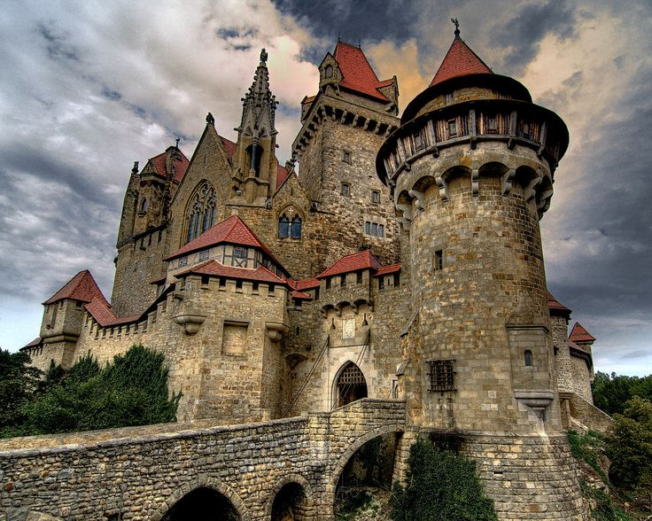 Castle in Germany. Which I will name if I find out which one it is...