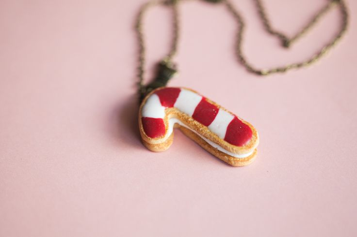 Ilianne | Jewelry Made of Love - Candy Cane Frosted Cookie