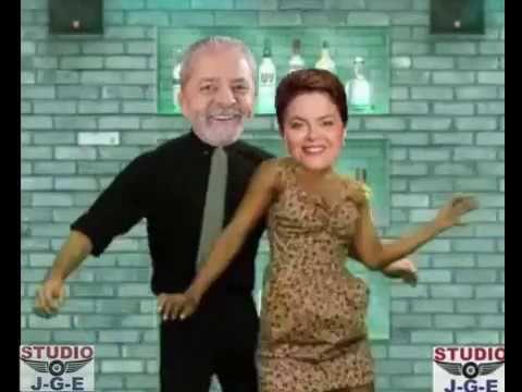 Temer Marcela Lula Dilma Damcando Ela Nao Larga Eu Bonde Sertanejo