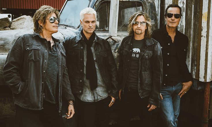 Registro oficial del primer show de Stone Temple Pilots con su nuevo vocalista - HumoNegro