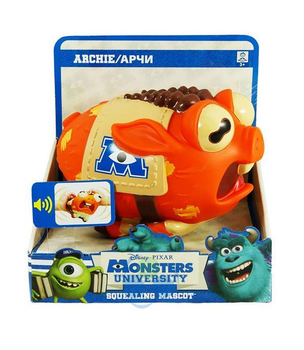 Zabawka z serii Squealing Mascot z kultowego filmu Potwory i Spółka.  #zabawki #supermisiopl
