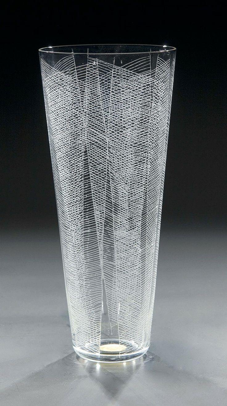 Vase, H: 20,0 cm, 1957