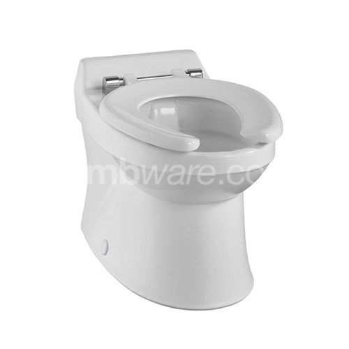 Infant Toilet Pan. Ideal for Pre-School and nurseries, this back to wall infant toilet pan is capable of flushing on 4 litres to meet BREEAM specifications.