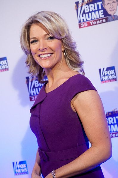 Megyn Kelly Photo - Salute To FOX News Channel's Brit Hume