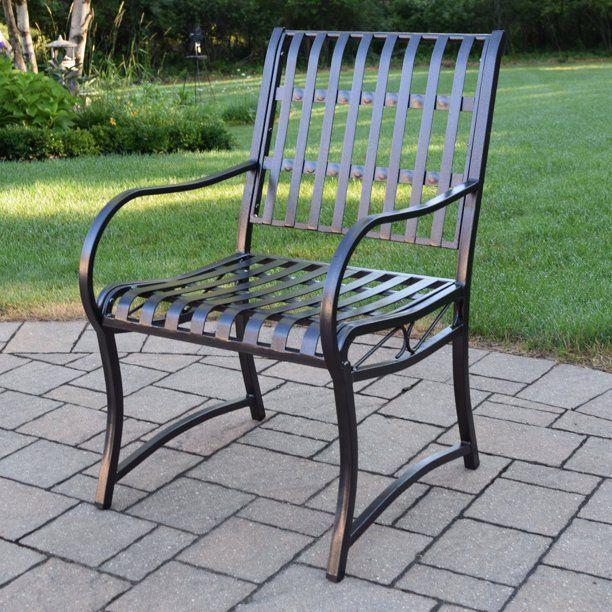 Wrought Iron Patio Chairs Walmart