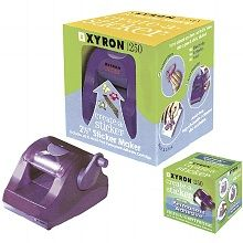 Xyron 250 Create-A-Sticker Machine | Make your own stickers at Walgreens.com.