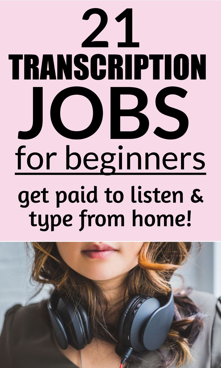 Online Transcription Jobs For Beginners How To Get