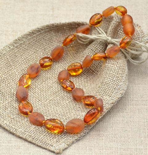 Widely embraced around the world as unparalleled pain relief for teething children , Amber Necklace for Teething does work wonders if used properly.