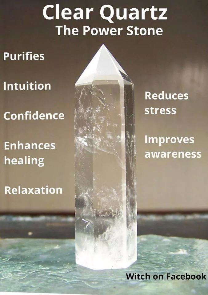 Crytal quartz psychic features. For more follow www.pinterest.com/ninayay and stay positively #pinspired #pinspire @ninayay