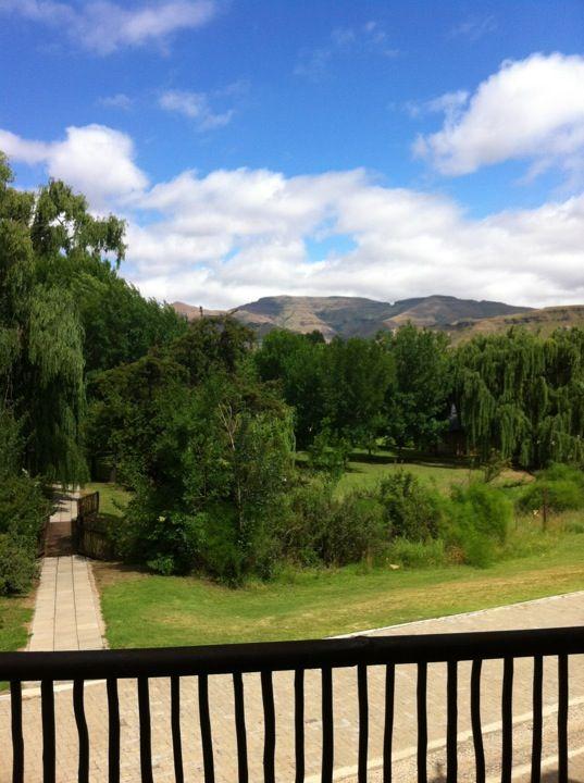 Kiara Lodge in Clarens, Orange Free State