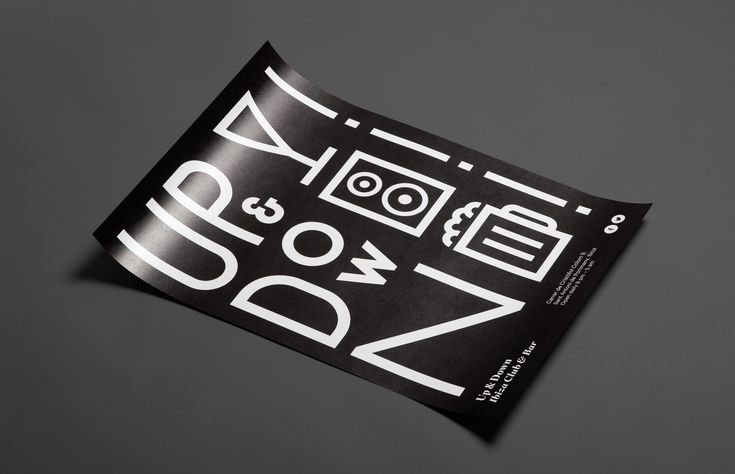 Up & Down is a pub disco located on the island of Ibiza with an exquisite programme of international DJs throughout the year. The graphic proposal consists of a logo that is halfway between the glam aesthetics of the 1980's and a contemporary geometric style. It is a modular proposal that can be reproduced in  … Read more
