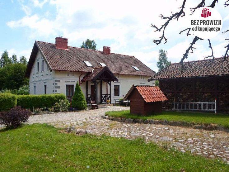 Pięknie położona wiejska posiadłość, usytuowana w cichym zakątku Kretowin, poza zwartą zabudową wsi, posiadająca bezpośredni dostęp do jeziora Narie.W skład nieruchomości wchodzą działki gruntu o łącznej powierzchni 8,4912 ha, w tym...