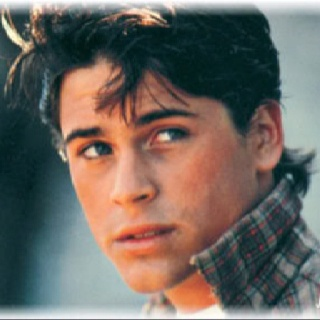 Rob Lowe + Sodapop= The Outsiders | obsessed. | Pinterest