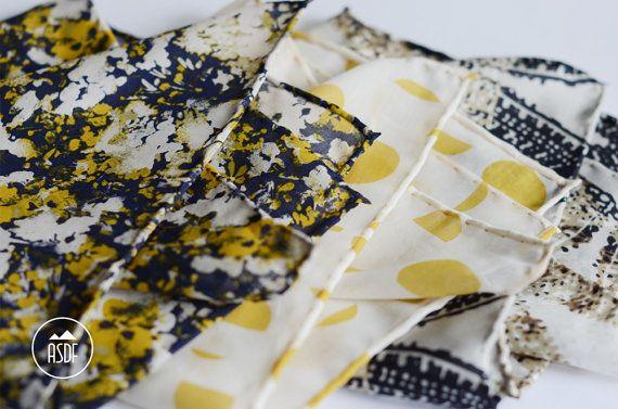 ASDFstyle silk pocket squares