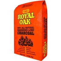 Natural Lump Charcoal by Royal Oak
