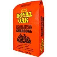 Natural Lump Charcoal by Royal Oak