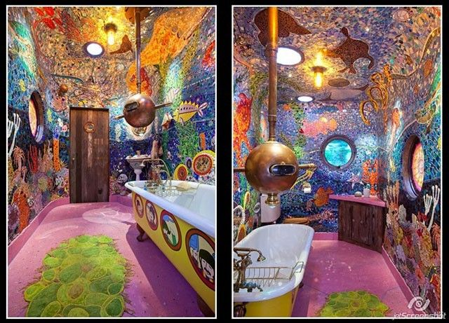 The Yellow Submarine. The 11 Craziest Toilets From Around The World That You've Ever Seen • Page 2 of 7 • BoredBug