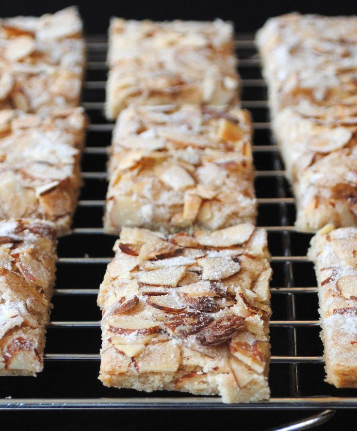 Jan Hagel Cookies - Dutch Shortbread | http://mamasgottabake.wordpress.com/2013/03/09/jan-hagel-cookies-dutch-shortbread/