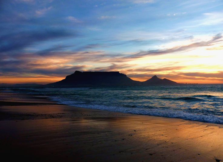 Sunset Beach - Western Cape