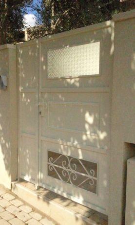 שער הכניסה לבית בעיצוב קלאסי של רויטל רודצקי