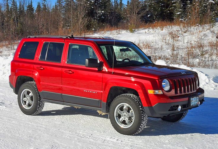"Rocky-Road 2 1/8"" Jeep Patriot Lift Kit, $399"