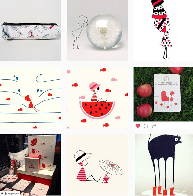 NINA AND OTHER LITTLE THINGS®: ▶ GRAPHICS & FUN