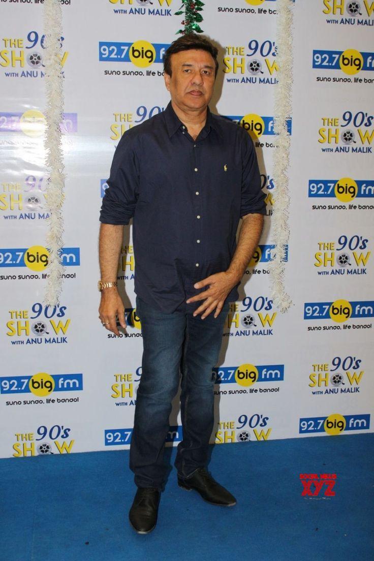 Mumbai: Anu Malik during BIG FM programme - Social News XYZ